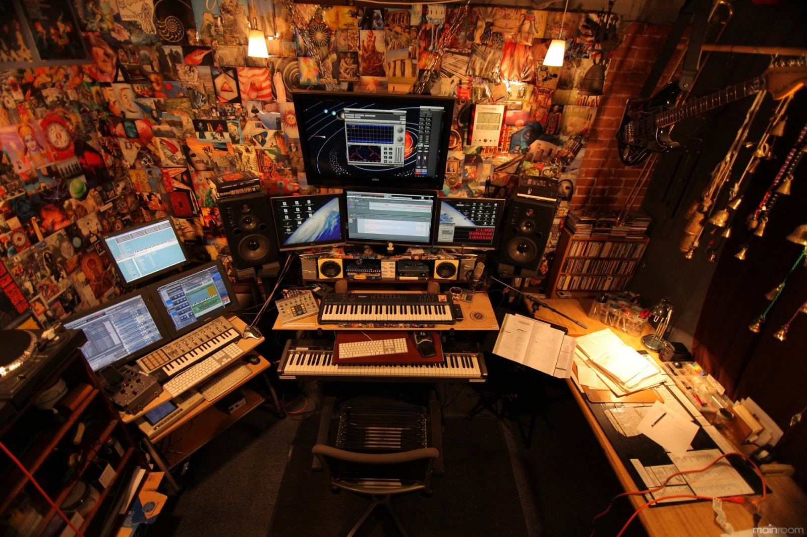 Home studios page 4 recording studio photo gallery - Home studio ...