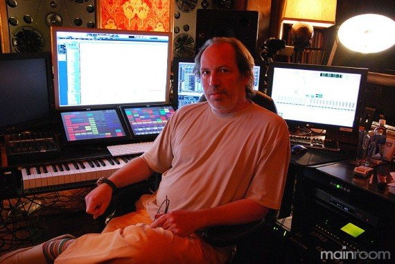 Remote control productions recording studio photo gallery for Hans zimmer house