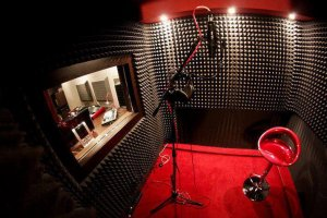 MPRO Records studio photos