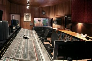 ICP Recording Studios studio photos