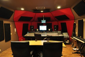 Black Diamond Recording Studios studio photos