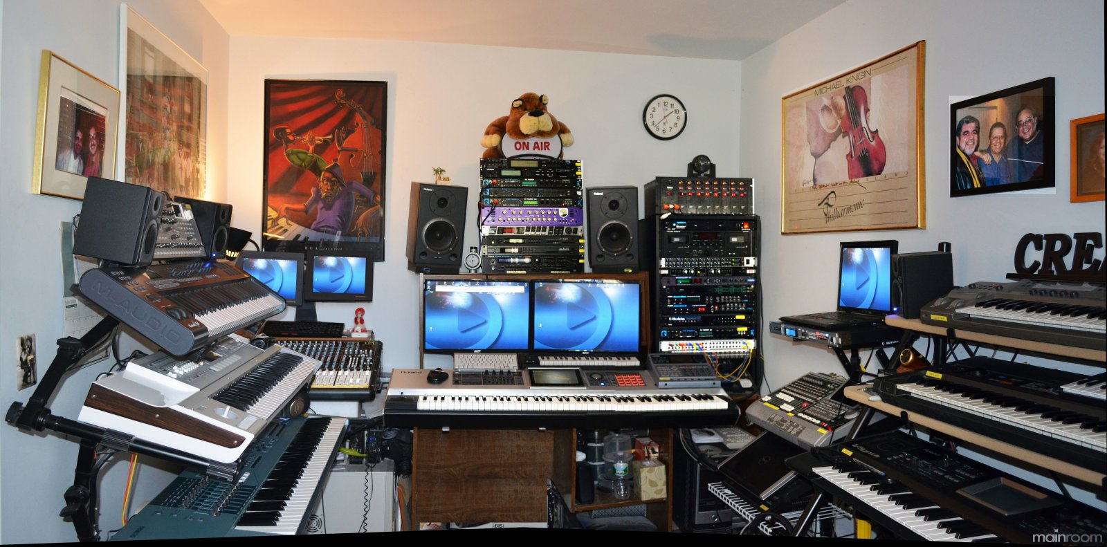 Home studios recording studio photo gallery - Home studio ...