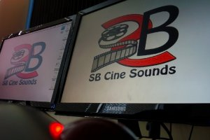 SB Cine Sounds studio photos